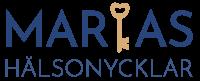 Marias hälsonycklar logo